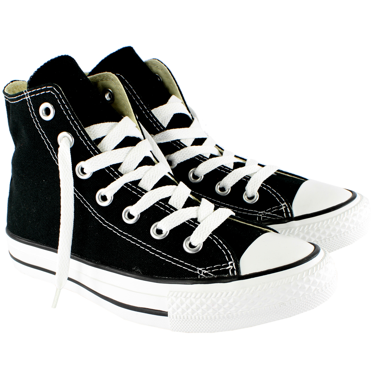 all black converse womens
