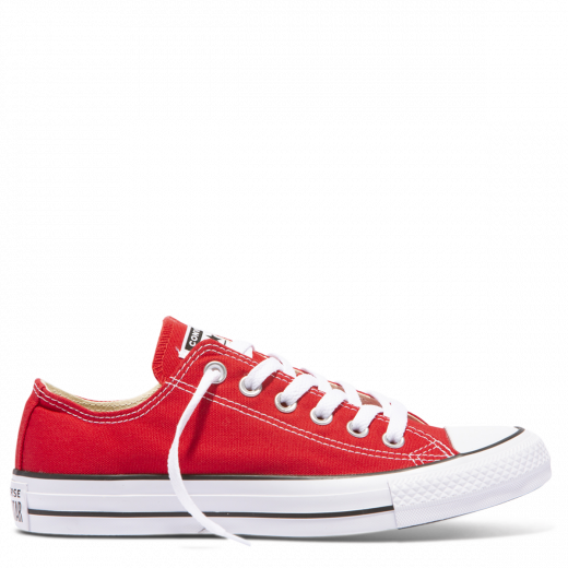 red converses