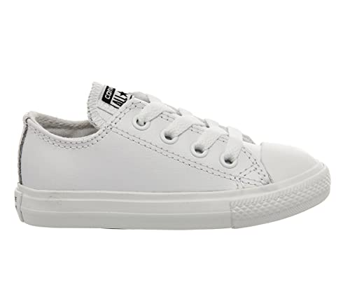 white converse infant